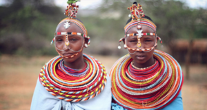 Lush Cosmetics Found A Genius Way To Make Great Product While Empowering Maasai Women