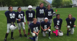 Utah Just Created The Nation's 1st All-Female Tackle Football League