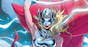 Marvel Comics Just Revealed A Major Game Changer: Female Thor Has Breast Cancer