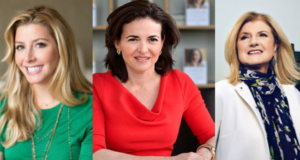 3 Simple Secrets To Arianna Huffington, Sheryl Sandberg & Spanx Founder Sarah Blakely's Success