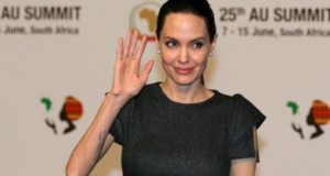 Angelina Jolie's Powerful Speech On The Global Epidemic Of Violence Against Women