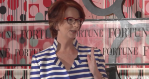Australia's 1st Female Prime Minister Julia Gillard Talks Leadership, Sexism & Hillary Clinton
