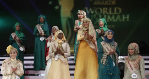 Islam's Answer To Miss World, 'Miss Muslimah World' Shows A Unique Side Of Muslim Beauty