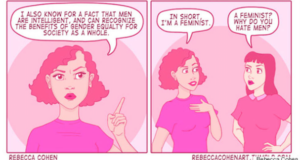 Having Trouble Understanding The Need For Feminism? These Badass Cartoons May Help