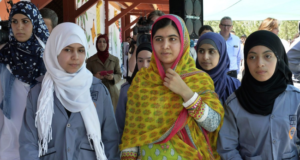 Malala Celebrates 18th Birthday Opening A School, Promoting 'Books Not Bullets' Campaign