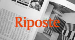 Sick Of Publications That Make Women Feel Inadequate? Then Get Familiar With Riposte Magazine