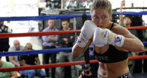 "Ronda Rousey-Style Advice For Girls: Don't Be A ""Do Nothing B*tch!"""