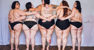 Brazilian Photographer's 'Empowering Me' Series Takes Fat-Shaming Out Of The Plus Size Conversation