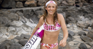 5 x Time Paddle Board World Champ Jordan Mercer On Being A Role Model For Girls