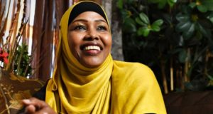 US Woman Campaigning To Become Somalia's First Female President