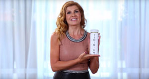 Connie Britton Reveals Feminism Is The Source Of Her Value AND Her Beauty