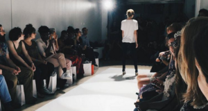 This NYFW Event Featured Conscious Clothing & Raised Awareness For Mental Illness