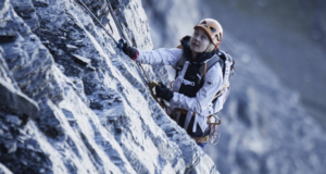 College Student Makes History By Becoming The 1st Woman To Scale The Swiss Alps
