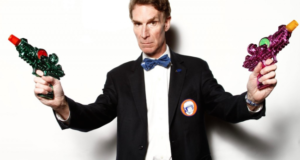 Bill Nye The Science Guy On Women's Repro Rights & Why It's Time To Move On!