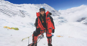 Meet The 1st Female Amputee Climbing The World's Highest Mountains All For Women's Empowerment