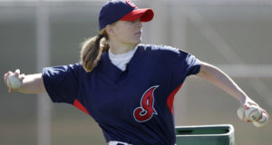 Justine Siegal Becomes The 1st Female Baseball Coach In MLB History