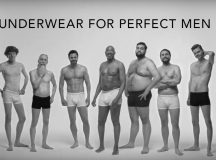 Underwear Brand Dressmann Just Made A Badass Statement For Positive Male Body Image