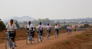 These Bicycles Are Helping Girls In Malawi Stay In School & Change Their Futures
