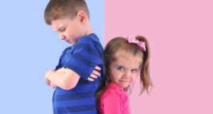 Pink For Girls & Blue For Boys – Why We Need To Change Gender Stereotyping From Birth