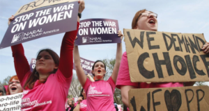 The Fight For Reproductive Rights Just Went Up A Notch With The New Supreme Court Case