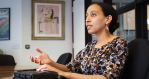 Meet Eritrean-American Haben Girma – Harvard Law School's 1st Deaf-Blind Graduate