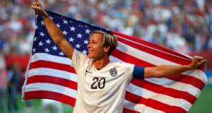 US Soccer Champ Abby Wambach Says She Will Spend Her Retirement Fighting For Gender Equality