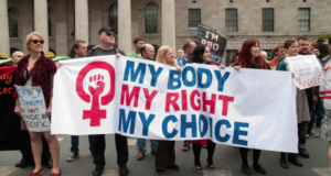 Female Legislators Fighting Back Against Restrictive Abortion Laws In The Best Way Possible