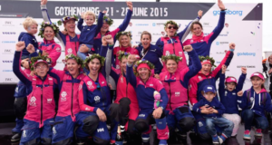 Volvo Ocean Race's First All-Female Sailing Team Creating Pathways For Other Female Athletes