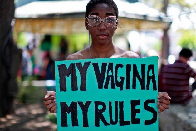 Resultado de imagen para my vagina my rules