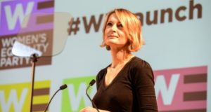 "UK's Women's Equality Party Leader: ""I Get Up Every Morning Because I Want To Change Things"""