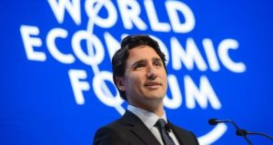Canadian PM Justin Trudeau Made A Huge Push For Feminism & Gender Equality In Politics At WEF