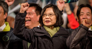 Tsai Ing-wen, Taiwan's First Elected Female President, A Supporter Of Feminism & LGBT Rights