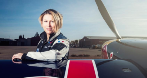 Melanie Astles Will Officially Be The First Female Pilot To Compete In The Red Bull Air Race
