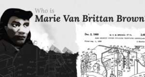 Pioneer Inventor Marie Van Brittan Brown Designed The Very First Home Security System