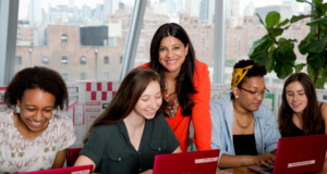 'Girls Who Code' Founder Reshma Saujani Says Teach Girls Bravery, Not Perfection