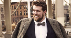IMG's First Male Plus Size Model Zach Miko Is Changing Narrow Masculine Body Ideals