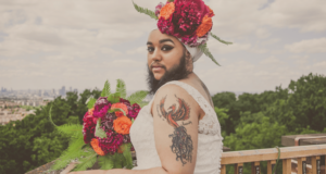 Body Image Activist Harnaam Kaur Becomes The First Bearded Woman To Make History On The Runway