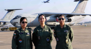 Indian Air Force To Induct Female Fighter Pilots For The First Time In Its History
