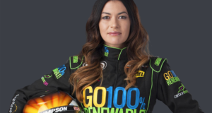Nascar Driver Leilani Munter Is Less Of A Rev-Head, More Of An Eco-Warrior On The Track