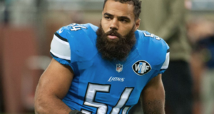 Detroit Lions Linebacker DeAndre Levy Writes Powerful Essay Linking Toxic Masculinity To Rape Culture