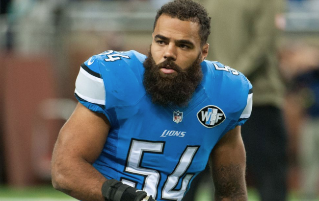detroit lions linebacker deandre levy writes powerful essay  detroit lions linebacker deandre levy writes powerful essay linking toxic masculinity to rape culture