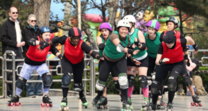 Roller Derby – The Sport Which Has Become A Unique Female Empowerment Platform Across China