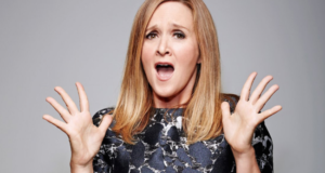 Samantha Bee Talks Feminism, Not Replacing Jon Stewart, & Being In Her IDGAF Years