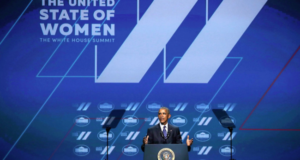 Our Highlights From The Inaugural White House 'United State Of Women' Summit