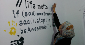 This All-Female Coding School In Afghanistan Is Inspiring The Younger Gen. Of STEM Girls