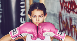 'She Plays, We Win' Photo Series Showcases The Next Generation Of Young Female Athletes