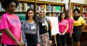 Leadership Program Pairs Underserved High School Teen Girls With Female Journalists & Writers