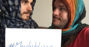 These Men In Iran Are Wearing Hijabs In Solidarity For A Very Important Reason