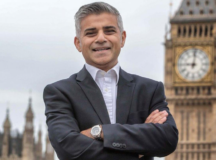 London Mayor Sadiq Khan Isn't Just A Barrier-Breaker, He's Also A Feminist