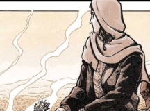 Marvel Debuts Digital Comic Series Centered Around Real Life Story Of A Syrian Mother